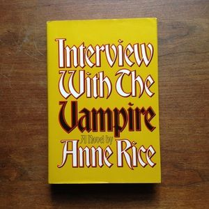 "Anne Rice ""Interview With The Vampire"""